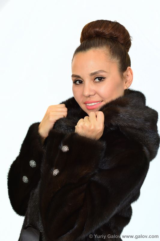 Collection of fur products Armada