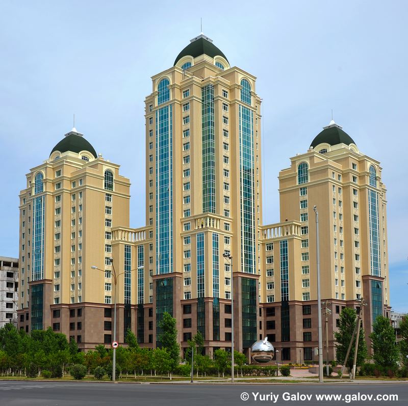 New residential complex Avicenna-2