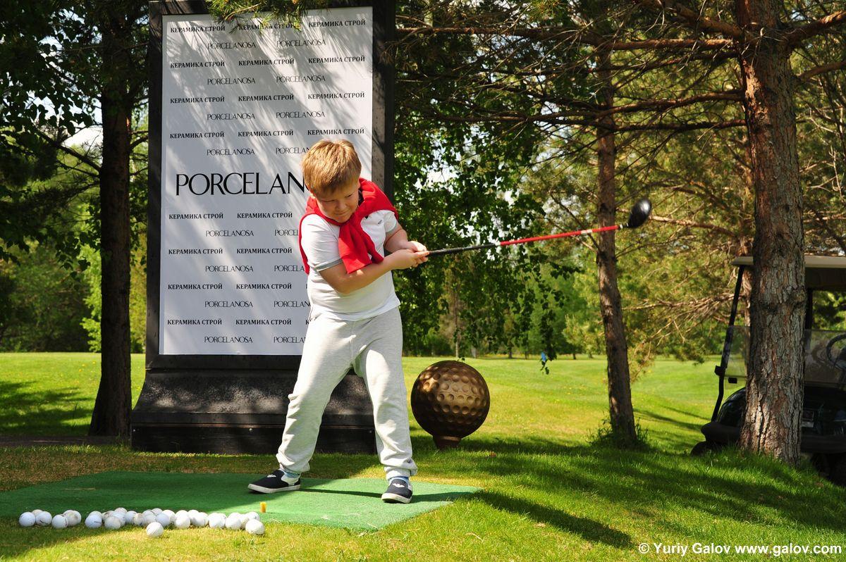 Children\'s International Golf Tournament